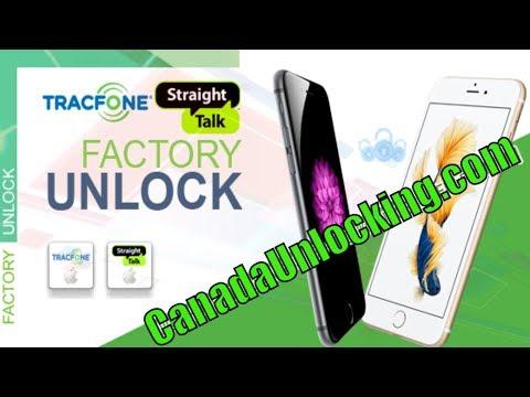 tracfone wireless unlock code