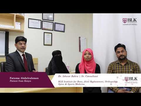 Patient's Experience: Mrs. Fatuma,Kenya- Successful Knee Surgery- By Humane Medical Assistance