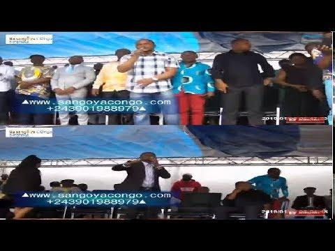 MATINÉE POLITIQUE UDPS:YOKA SON ET SHOLE  DENONCE KALEV,KOKO NIANGI,MENDE