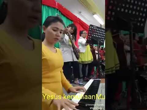 Yesus kemuliaanMu with lyrics