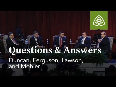 Ferguson, Lawson, Mohler, and Duncan: Questions and Answers #1