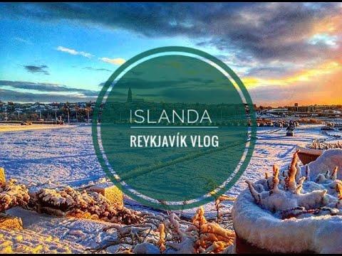 ICELAND - ISLANDA: Vlog Reykjavík!!! La capitale più a nord del mondo!