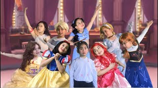 """RALPH BREAKS THE INTERNET EXTENDED VERSION-ALL PRINCESSES