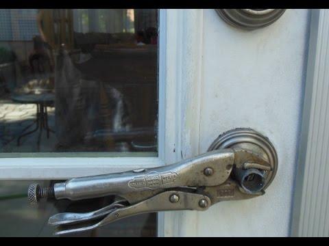 Redneck Doorknob Replacement Youtube