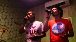Over EXILE COVER Ryo&MASATOSHI from WITHDOM