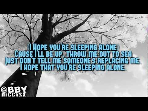 J. Lewis - Sleeping Alone