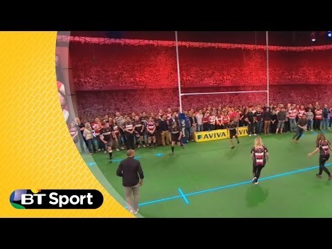 Pitch Demo: Charlie Sharples interception masterclass | Rugby Tonight