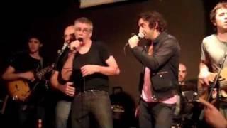 Adieu Paris - Live - Les Fils de Joie - Olivier Hebert ft Alex Rossi & LA COLLECTIVE