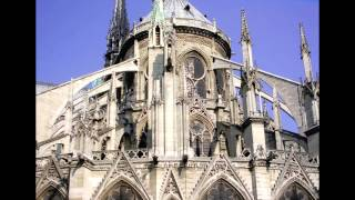 Собор Нотр Дам де Пари в Париже(История готического собора Нотр Дам де Пари в Париже, Франция., 2014-07-04T18:59:23.000Z)