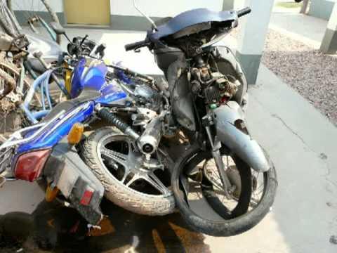 accidentes de motos fatales en charata youtube. Black Bedroom Furniture Sets. Home Design Ideas