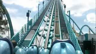 Американские Горки Адреналин Roller-coaster Sea World Orlando FloridaYalta