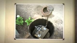 Как сделать простой и оригинальный фонтан