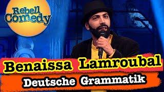 Benaissa Lamroubal: Sprachprobleme, Bumsbude & deutsche Grammatik