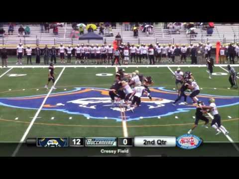 Football vs Mass. Maritime 10/22/16