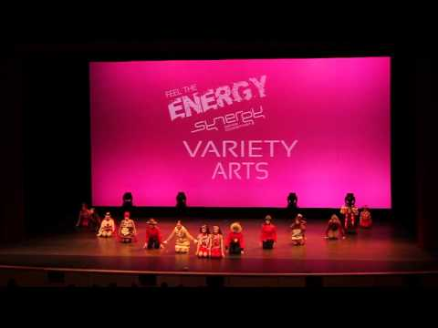 CANADA IS REALLY BIGSynergy Dance Competition 2013