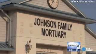 Decomposing bodies found in funeral home