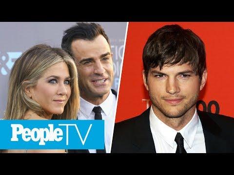 How Jennifer Aniston Is Coping After Split, Ashton Kutcher On Demi Moore Divorce | PeopleTV