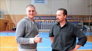 Юрий Кормушин об Extreme Fight на семинаре в Челябинске