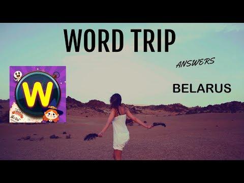 Word Trip Belarus | Word Trip Answers