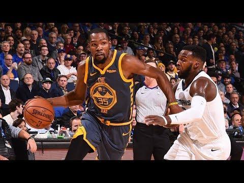 Stephen Curry 15K Career Pts! Durant Passes Bird 33rd! 2018-19 NBA Season