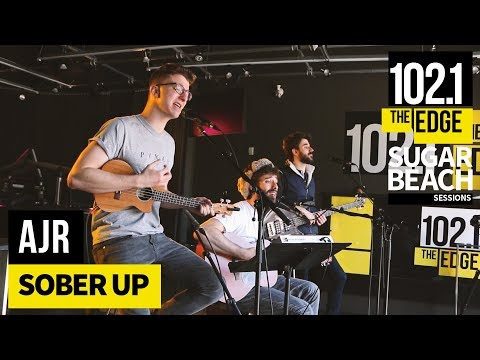 AJR - Sober Up (Live At The Edge)