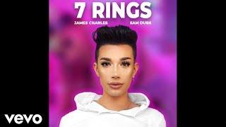James Charles Sings 7 Rings