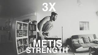 METIS STRENGTH X3 | Freeletics Transformation Series #9