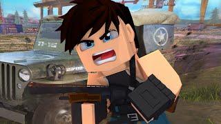 Minecraft: FREE FIRE - NOVA SÉRIE !! ‹ Ine Games ›