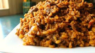 Beef Rice--erachi Choru