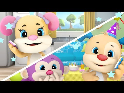 Laugh & Learn™ - Calling A Friend | Action Songs, Colors And Rhymes | Fisher-Price