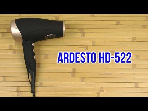 Распаковка ARDESTO HD-522