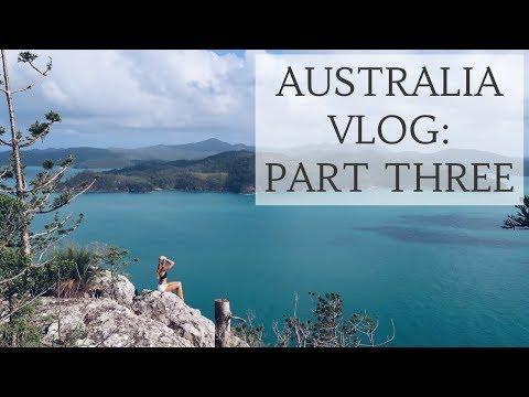 AUSTRALIA VLOG PART 3 | Byron Bay & Hamilton Island | CAT MEFFAN