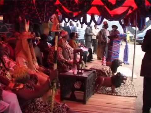 African Kingdoms:  PART 1 D Paramount Chief Formal Ceremony Opening Addre