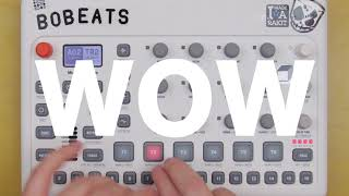 ELEKTRON MODEL: SAMPLES IS HERE