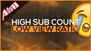How To Fix High Subscriber Low View Ratio Problem  | Do NOT Make The Same Mistake I Did