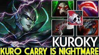 KuroKy [Phantom Assassin] When Kuro Carry is Nightmare Cancer Game 7.21 Dota 2