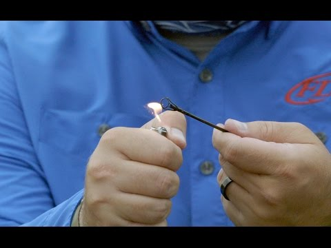 FLW Fishing 101 | How to Change a Rod Tip