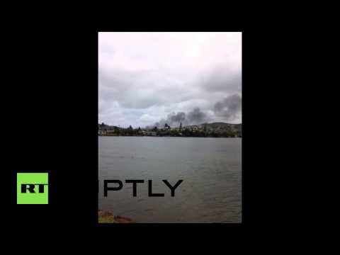 USA: One Marine dead, 21 injured in Hawaii MV-22 Osprey crash
