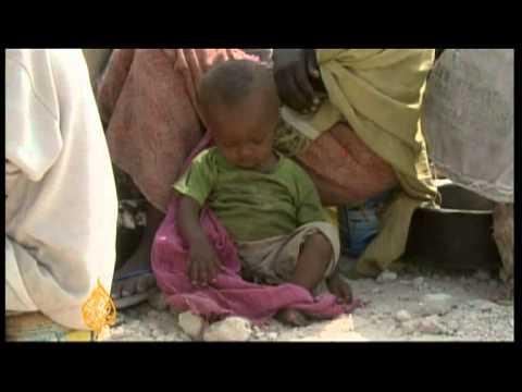 Millions face famine in Somalia