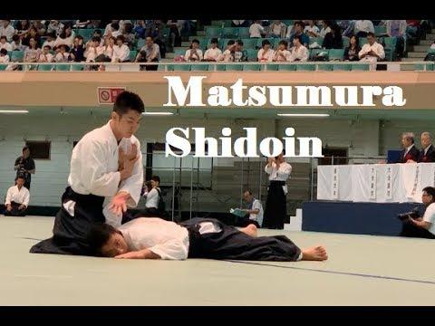 Basic Aikido Techniques – Akira Matsumura Shidoin – aikido