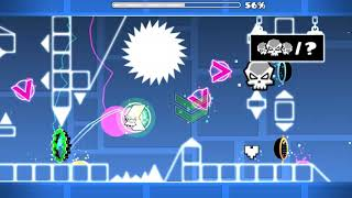 Layout Bass Down Low Completo Akame GD Geometry Dash 2 11