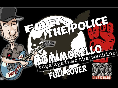Rage against the machine fuck the police photo 6