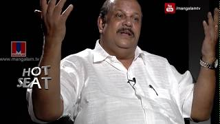 P. C. George Dileep | കുടുക്കിയവരെ വെളിപ്പെടുത്തി P. C. George|Hot Seat |Epi 1| Mangalam Tv