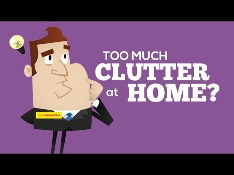 Clear Your Clutter Sell To Cash Converters!