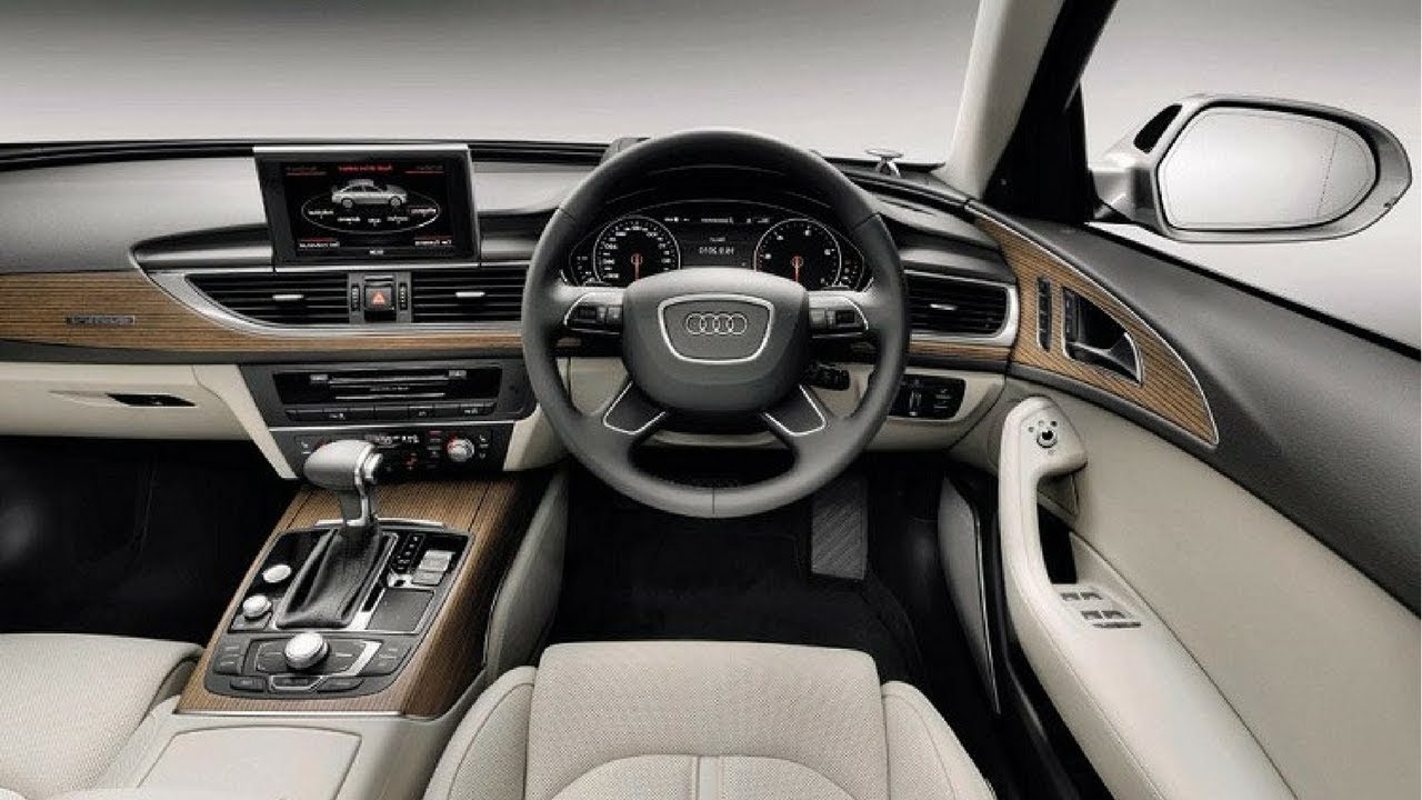 2017 audi a6 matrix interior and exterior walk around. Black Bedroom Furniture Sets. Home Design Ideas