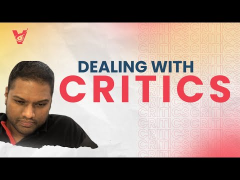 Coaching: Dealing With Critics