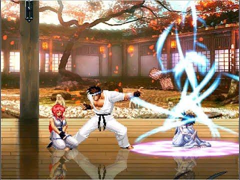Kung Fu Man & Kung Fu Girl vs Alpha Eve