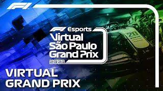 2021 Virtual Sao Paulo Grand Prix! Full Stream Replay