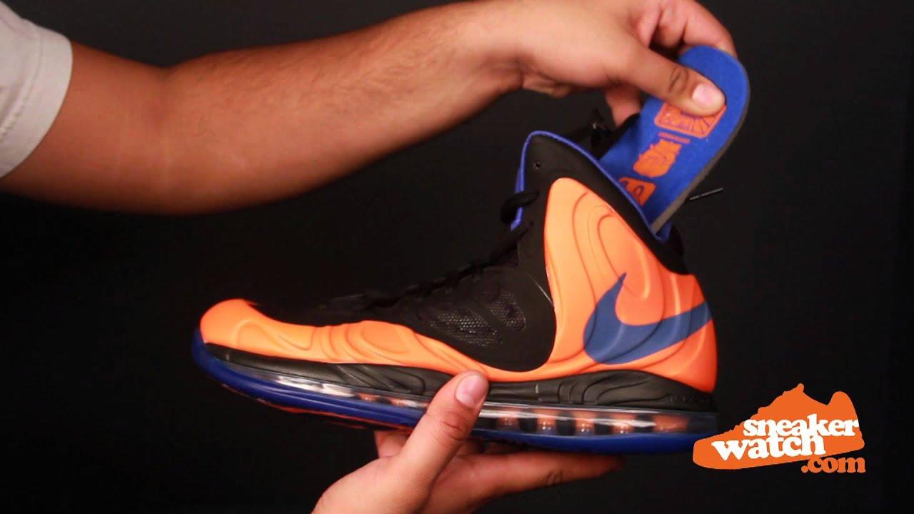 308db7bc3f23 Nike Air Max Hyperposite Amare Stoudemire PE Review - YouTube