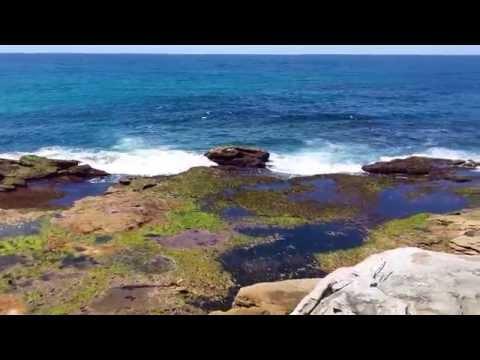 Sydney - Ocean walk from Bondi Beach to Bronte Beach